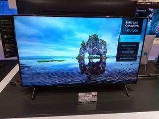 Samsung QLed tv SMART