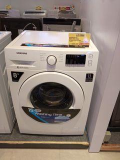 SAMSUNG WASH MACHINE 8KG - Promo Cicilan Tanpa Kartu Kredit Khusus Ibu Rumah Tangga