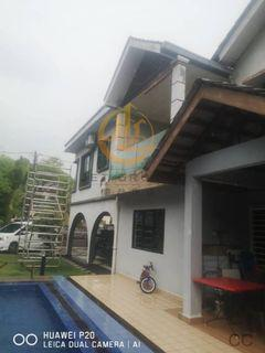 Semi D with Private Pool at Seksyen 7 for SALE