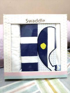 Swaddle Boogybaby / bedong bayi