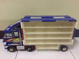 Tempat mobil2an (Container trailer)