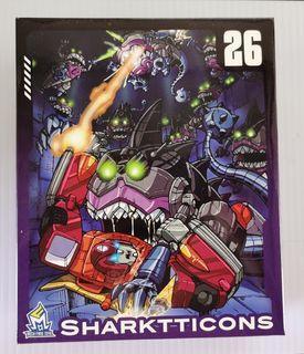Transformers MF sharkticons