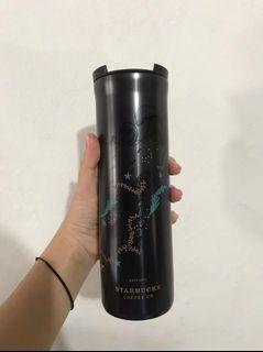 Tumbler strabucks siren black edition