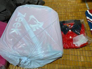 Zeek 斑馬 順豐 外賣裝備 衫 保溫袋 超大