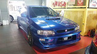 1996 Subaru Impreza WRX STI (GC8)
