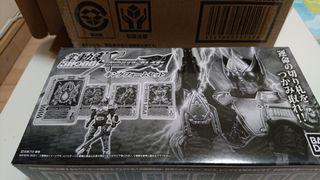 魂限 行貨 掌動X 幪面超人 劍 King form Shodo-X Kamen Rider Blade King form