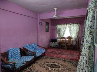 Apartment Tun Teja Blok Dahlia, Rawang Selangor