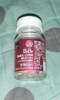 B2B6 obat jerawat jepang