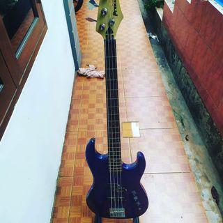 Bass Prince Original Blue