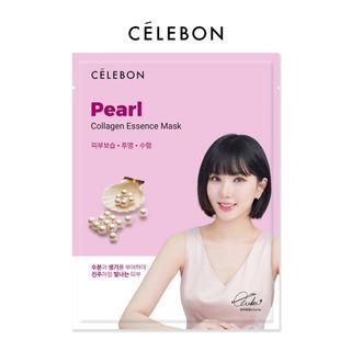 [BRAND NEW] CELEBON Pearl Collagen Essence Mask