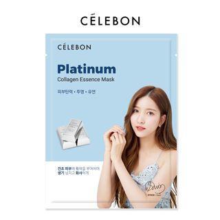 [BRAND NEW] CELEBON Platinum Collagen Essence Mask