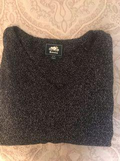 Brand new roots sweater, never worn