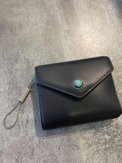 Charles & Keith women's leather wallet