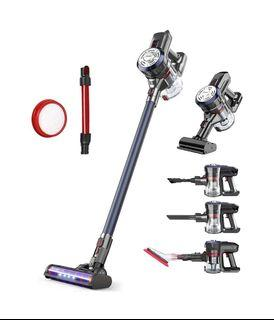 Cordless rechargeable Vaccum cleaner