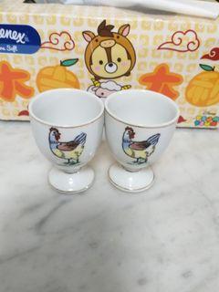 Egg Cup - Vintage Design