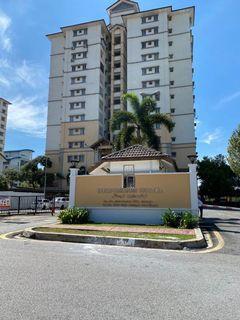 For Sale❗ Kristal Condominium, Seksyen 7, Shah Alam