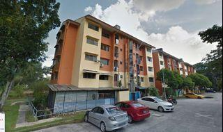 Great Condition For Sale❗ Low Cost. PKNS Flat, Seksyen 6, Shah Alam