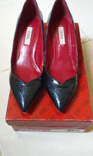 GUESS Wedges Navy size 36