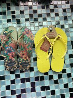 Havaianas 兩雙合售