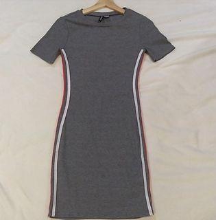 H&M bodycon stretch dress