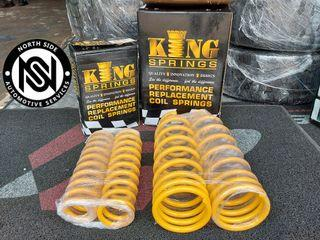 King Coil Spring frt and rear