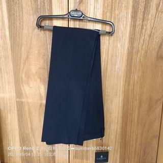 LANVIN 46號深藍色西褲