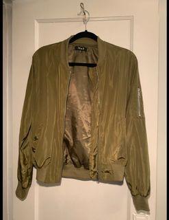 M Boutique Bomber Jacket
