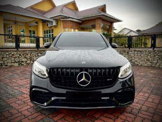 Mercedes GLC43 3.0 V6