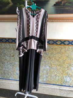 Muslim dress by rinda salmun