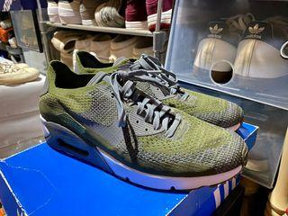Nike Airmax 90 Ultra Flyknit Green