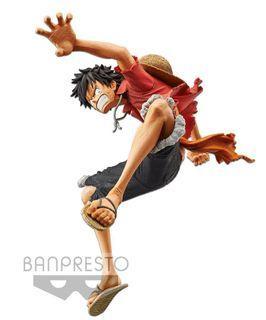 One Piece Stampede King of Artist Monkey D Luffy