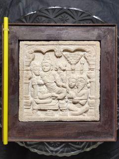 Relief Authentic Borobudur