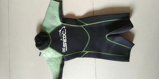 Sinx Swimsuit 兒童沙灘潛水衣 防曬泳衣 SPF50+