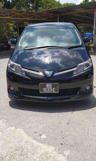 Toyota Estima ACr 55 2.4 Auto 2012/2015