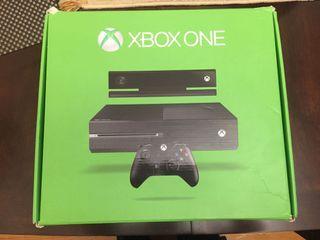 Xbox One Set plus Fifa 14