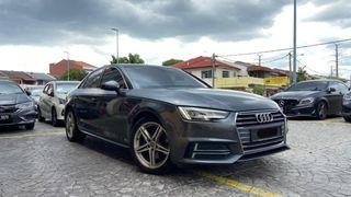 2017 Audi A4 S-Line Tech Pack 2.0 TFSI B9