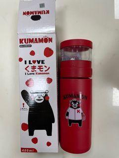 全新 玻璃耐熱杯 熊本熊玻璃樂活杯