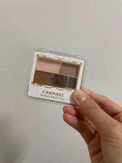 含運 Canmake眼影盤