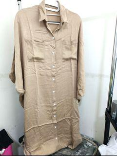 Baju balong oversize