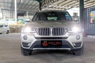 BMW X3 SDRIVE