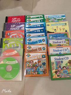 何嘉仁兒童青少年班英文cd