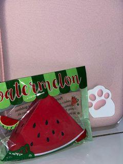 Chawa Watermelon squishy