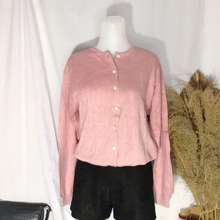 #diskonlebaran Rajut import / soft knitted cardigan