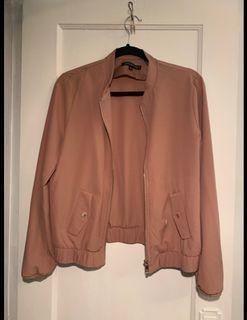 Dynamite Blush Jacket