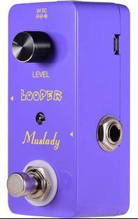 Guitar pedal Looper