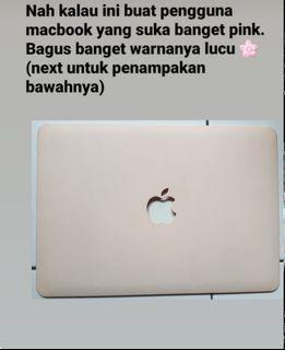 Hard Case Macbook Pro 13 Pink Doff