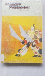 IDW Transformers Spotlight Omnibus Vol. 2