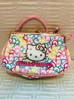 Kitty背包 小包包 手拿包