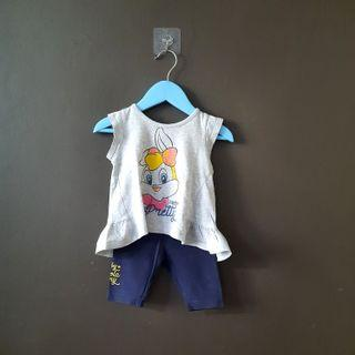 Lonely toons baby lola sets top and pants