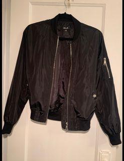 M Boutique Black Bomber Jacket